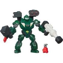 Transformers Hero Mashers Battle Bulkhead - Hasbro