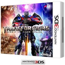 Transformers: Rise of the Dark Spark - para Nintendo 3DS - Activision