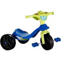 Triciclo Kid Cross Azul - Bandeirante