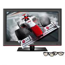 "TV 3D LED 32"" LG HDTV 720p Cinema 3D 32LM3400"
