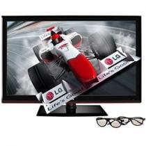 "TV 3D LED 42"" LG Full HD 1080p Cinema 3D 42LM3400"