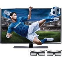 "TV 3D LED 55"" Samsung Full HD 1080p UN55EH6030"