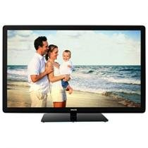 "TV LCD 47"" Philips 47PFL3007D Full HD 1080p - Conversor Integrado 3 HDMI 1 USB"