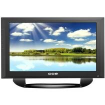 "TV LED 14"" CCE L 144 HDTV - Conversor integrado USB"