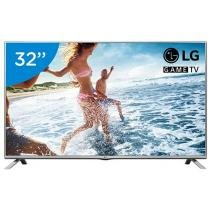 TV LED 32 LG 32LF550B Conversor Digital - Game TV 2 HDMI 1 USB