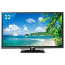 TV LED 32 Panasonic Viera TC-32A400B - Conversor Digital 2 HDMI 1 USB