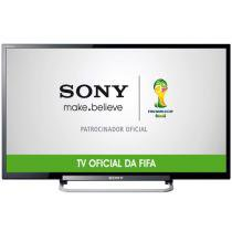 "TV LED 32"" Sony KDL-32R425A HDTV - Conversor Integrado 1 HDMI 1 USB"