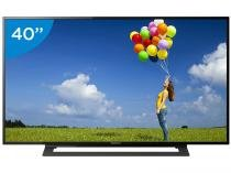TV LED 40 Sony KDL-40R355B Full HD - Conversor Integrado 2 HDMI 1 USB