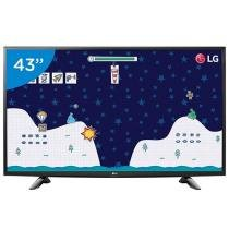 TV LED 43 LG Full HD 43LH5150 - Conversor Digital 1 HDMI 1 USB