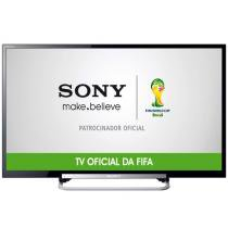 "TV LED 46"" Sony KDL-46R475A Full HD 1080p - Conversor Integrado 3 HDMI 1 USB 120Hz"