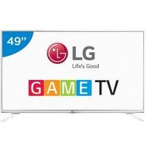 TV LED 49 LG Full HD LF5410 - Conversor Digital 2 HDMI 1 USB