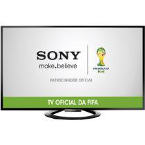 "TV LED 50"" Sony Série W705 Full HD 1080p - Conversor Integrado 4 HDMI 2 USB Smart Tv Wi-Fi"