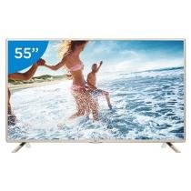 TV LED 55 LG Full HD 55LF5650 - Conversor Digital 2 HDMI 1 USB