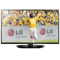 "TV Plasma 50"" LG New Plasma 50PN4500 HDTV 720p - Conversor Integrado 1 HDMI 1 USB 600Hz"