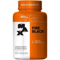 Ultimate Fire Black 60 Cápsulas
