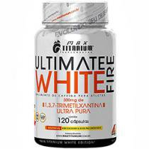 Ultimate Fire White 120 Cpsulas