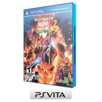 Ultimate Marvel Vs Capcom 3 p/ PS Vita