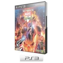 Ultimate Marvel Vs Capcom 3 p/ PS3
