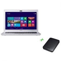 Ultrabook Sony Vaio Série T c/ Intel® Core i5 4GB