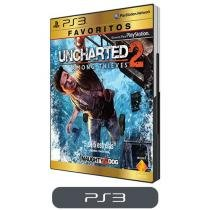 Uncharted 2 Among Thieves para PS3 - Cole����o Favoritos - Sony
