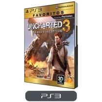 Uncharted 3: Drakes Deception para PS3 - Sony