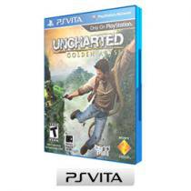 Uncharted: Golden Abyss p/ PS Vita