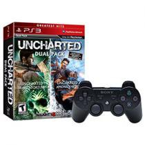 Uncharted Ultimate com Controle para PS3