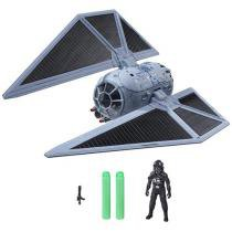 Veículo e Boneco Tie Striker Nerf Star Wars - Rogue One com 2 Dardos - Hasbro