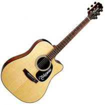 Violo Eletroacstico Folk Takamine com Cutway