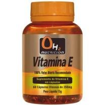 Vitamina E 60 Softgels - OH2 Nutrition