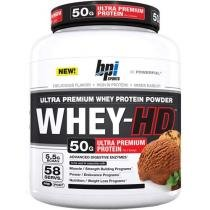 Whey HD Protein 2,268Kg Cookies - BPI Sports