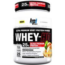 Whey-HD Protein 975g Banana - BPI Sports