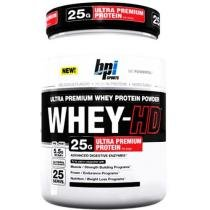 Whey-HD Protein 975g Chocolate com Cookies - BPI Sports