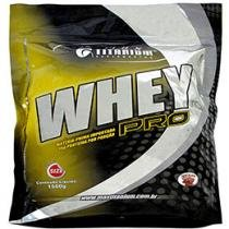 Whey Pro 1,5 kg Refil Vitamina de Frutas
