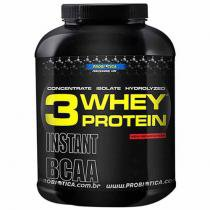 Whey Protein 3W Chocolate 2,2Kg Probitica