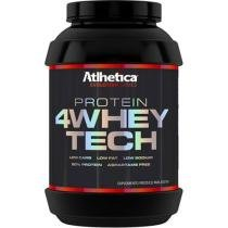 Whey Protein 4Whey 907g Chocolate - Atlhetica Evolution