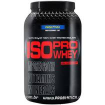 Whey Protein Isolado Iso Pro Whey Cookies 900g - Probiótica
