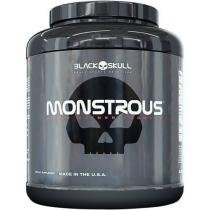 Whey Protein Monstrous 2,7Kg Chocolate - Black Skull