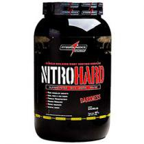 Whey Protein Nitro Hard Darkness 907g Baunilha