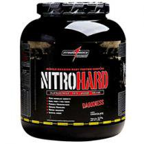 Whey Protein Nitro Hard Darkness Chocolate 2,3kg - Integralmedica