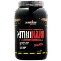 Whey Protein Nitro Hard Darkness Morango 907g