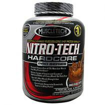 Whey Protein Nitro Tech Hardcore 1,8 Kg - Cookies and Cream - Muscletech