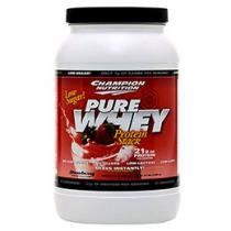 Whey Protein Pure Whey 1Kg Baunilha - Champion Nutrition