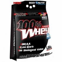 Whey Protein Refil Total 100% Whey 2 kg Baunilha - Body Nutry