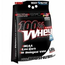 Whey Protein Refil Total 100% Whey 2 kg - Chocolate e Coco - Body Nutry