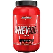 Whey Protein Super Whey 100% Pure 907g Chocolate - Integralmedica