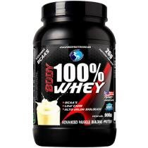 Whey Protein Total 100% Whey 900g Morango