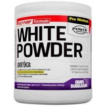 White Powder Pré-Treino 150g + 30 Cápsulas Uva - Power Supplements