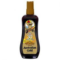 With Instant Bronzer Spray Gel SPF 30 - Australian Gold