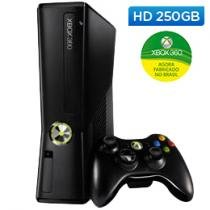 Xbox 360 250GB com Controle sem Fio